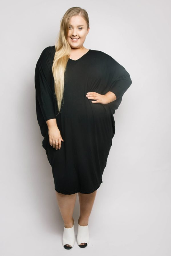 The Miracle dress curvy