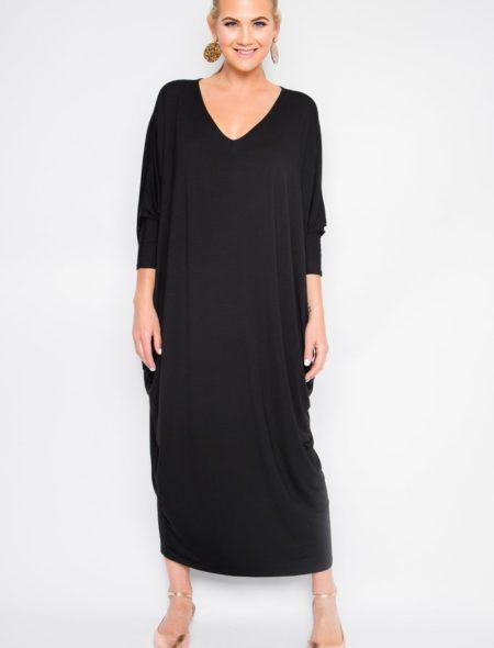 Maxi Miracle Dress - cayenne