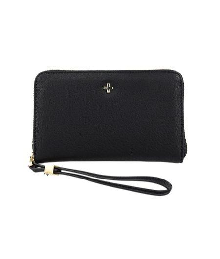 Ziggy purse black