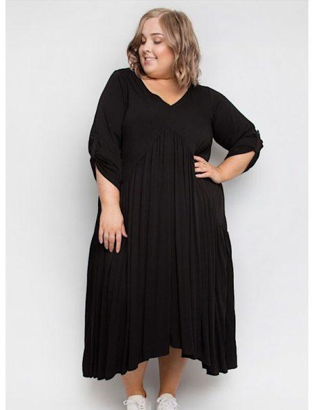 Peak maxi dress