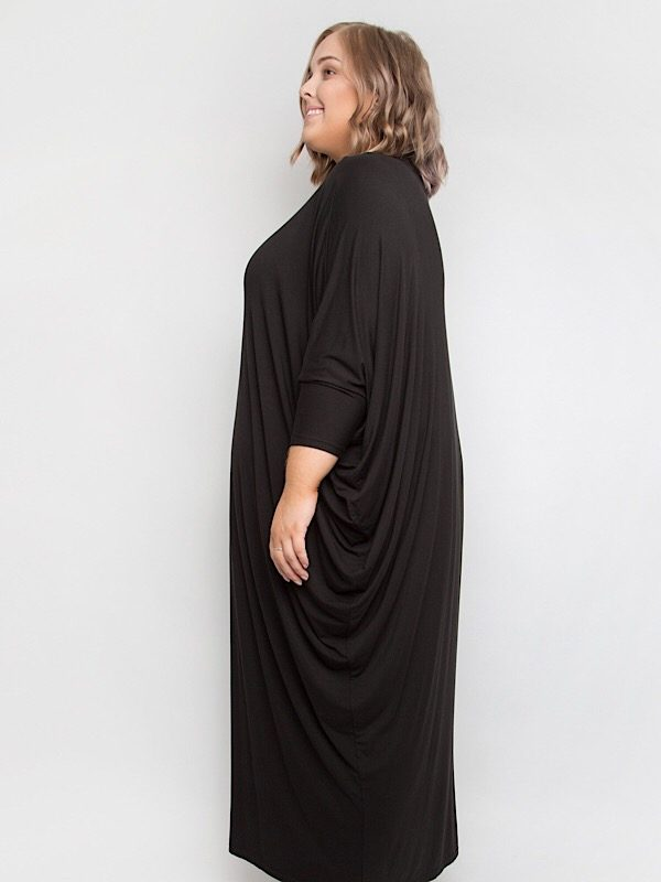Winter Maxi Miracke Dress