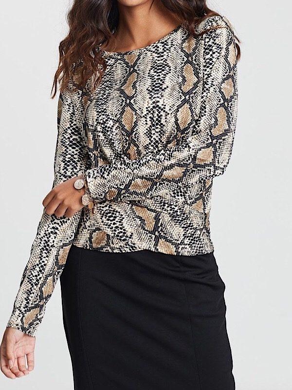 snake top