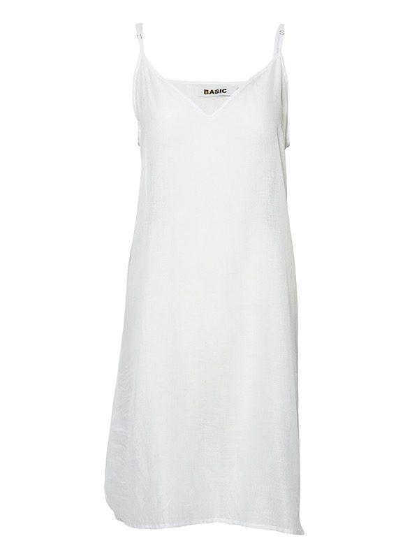 Cotton Slip white