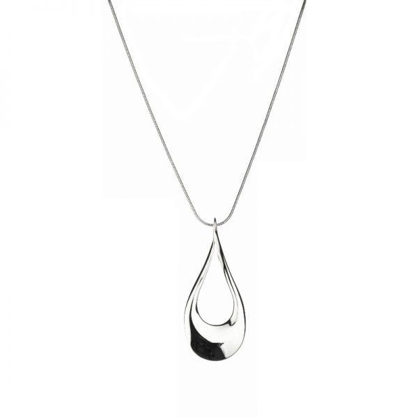Teardrop pendant