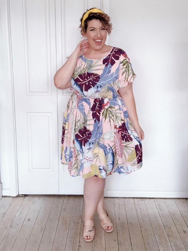 Tropical Delight Dress