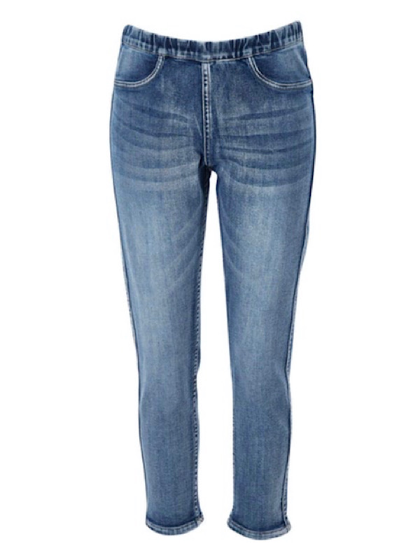 Reversible jeans ghost