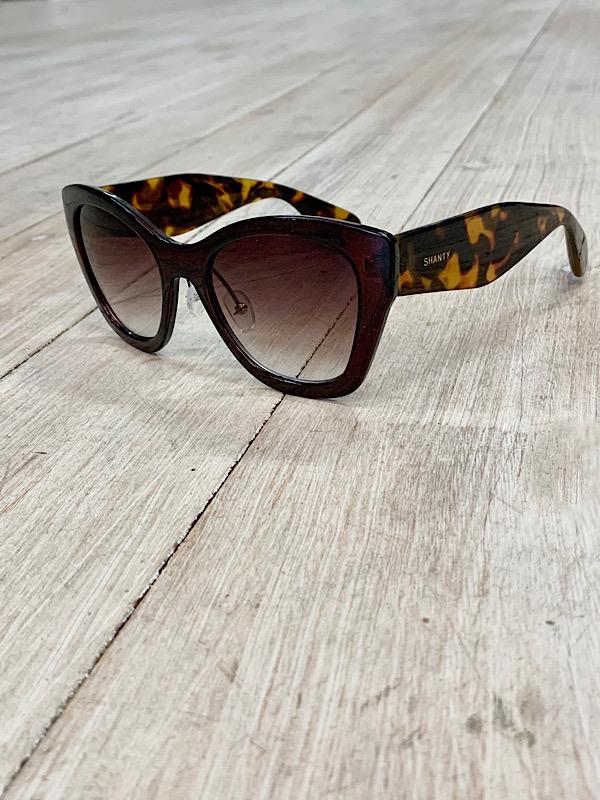 Chalder sunglasses brown