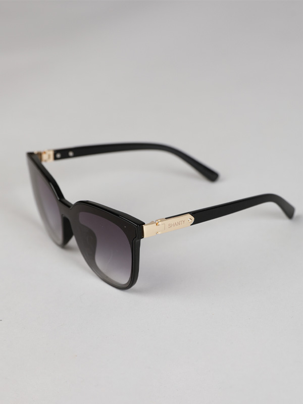 Elvy Sunglasses black side