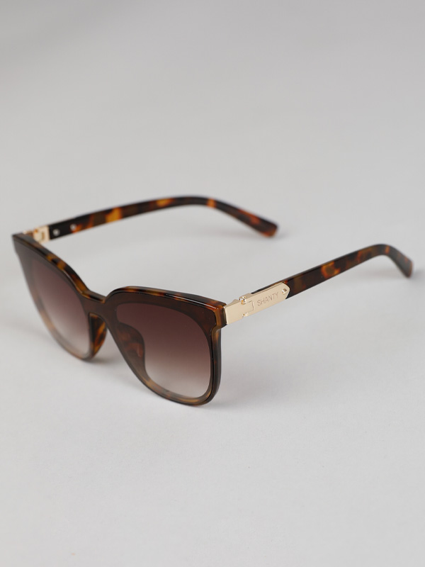 Elvy Sunglasses brown side