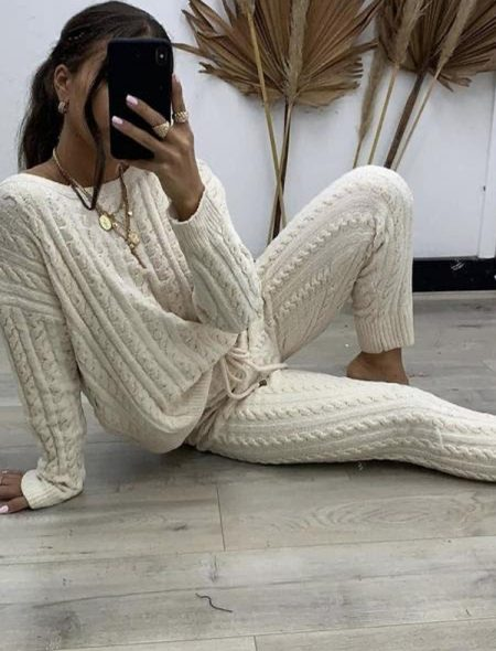 Loungewear Set