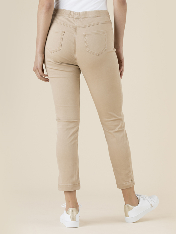 Everyday Pants Caramel Back