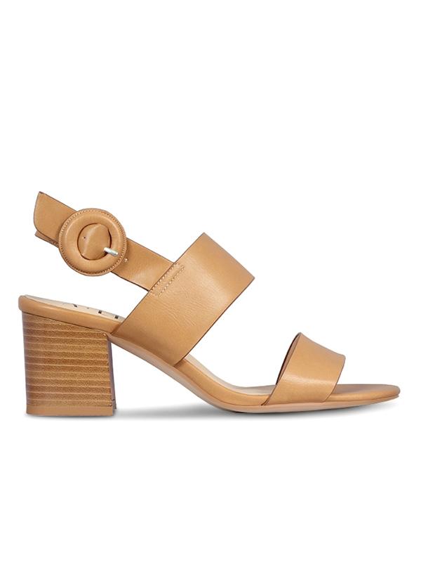 Tan Sandals Side