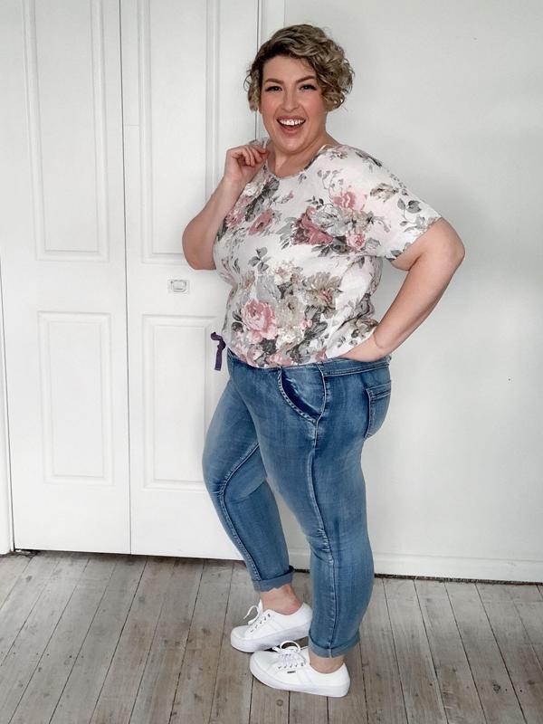 Jogger Jeans side
