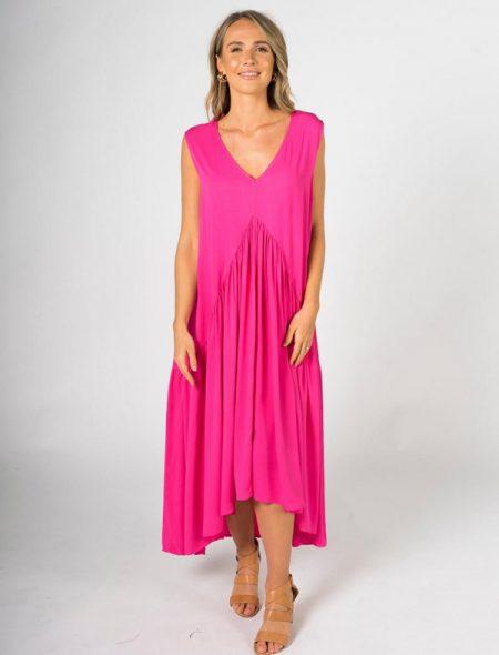 Summer Peak Maxi Dress