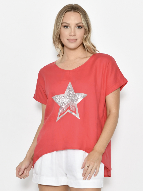 Red star Top