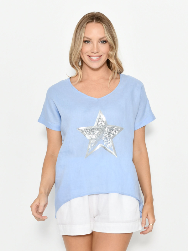 Star Top Front