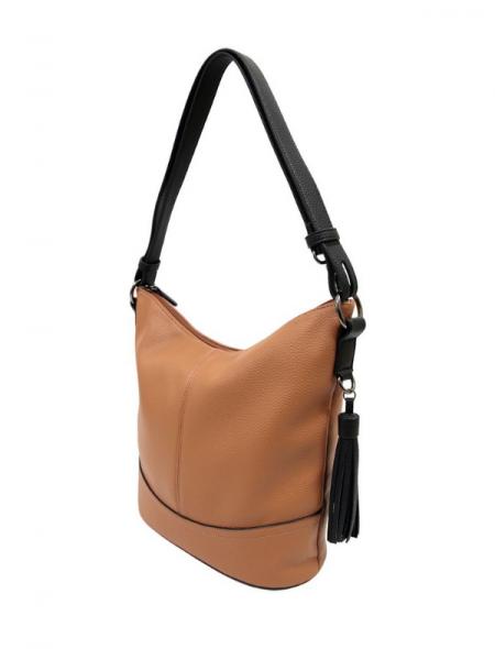 Gabriella Shoulder Bag Tan