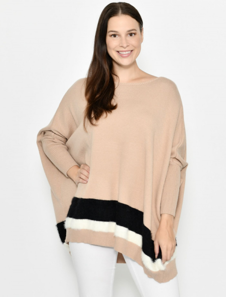 Slouch Knit Top