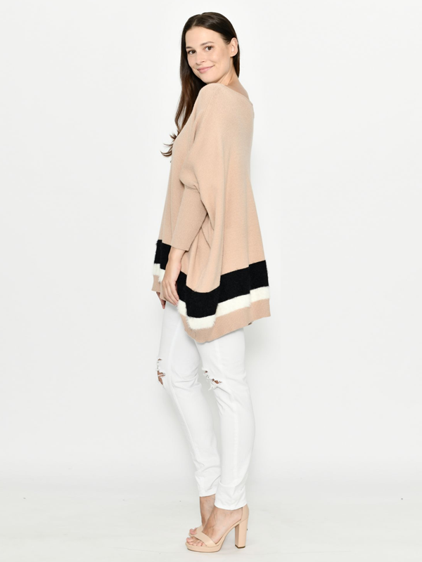 Slouch Knit Top side