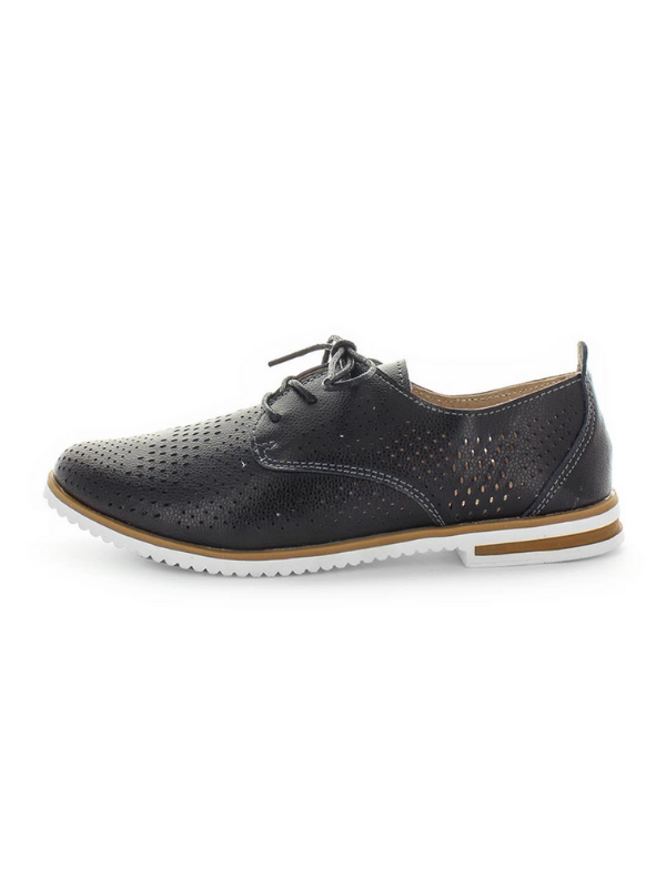 Leather Brogues Side