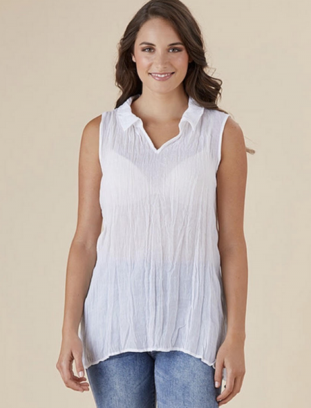 Undershirt Cami Front