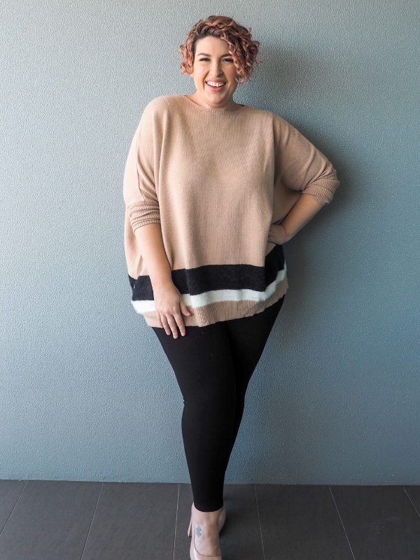 Cosy Pullover Front