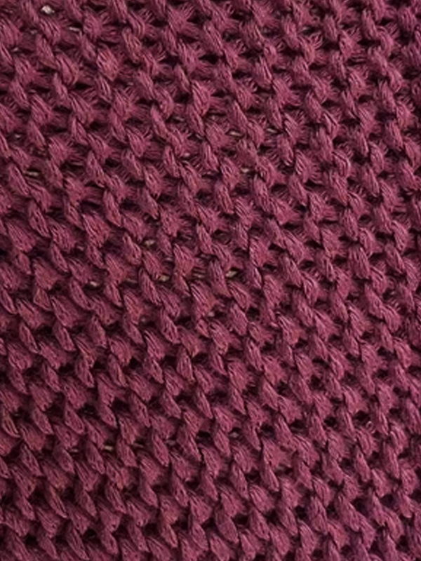 Favourite Knit Top Wine