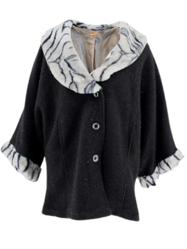 Lulu Coat Black