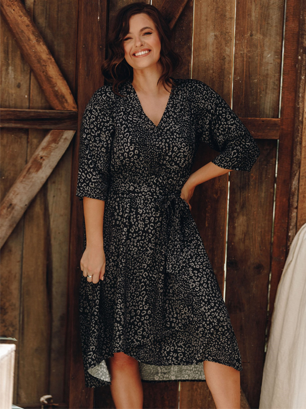 Wanetta Dress