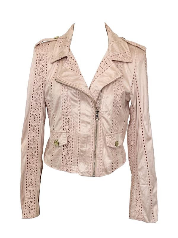 Josie jacket - blush