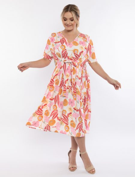 Blossom Dress Front View