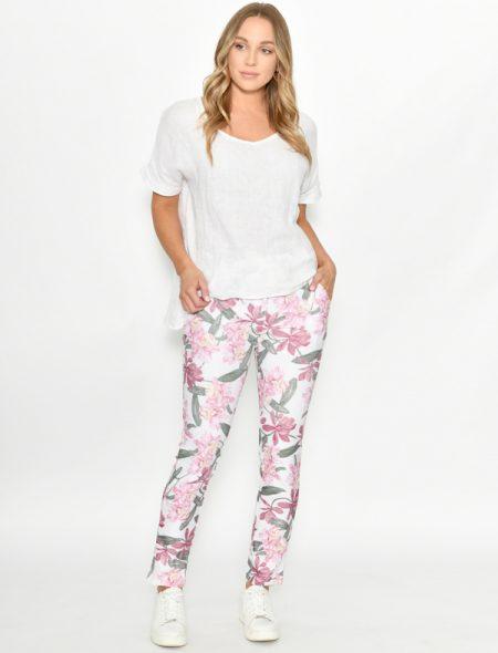 Floral Bloom Pants